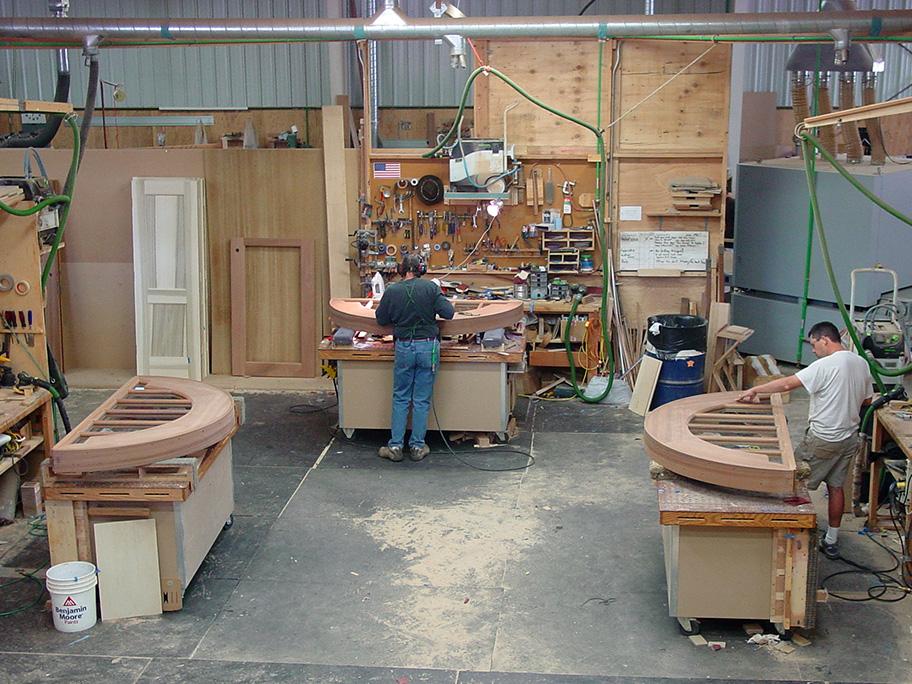 Northstar Woodworks Custom Residential Commercial Doors