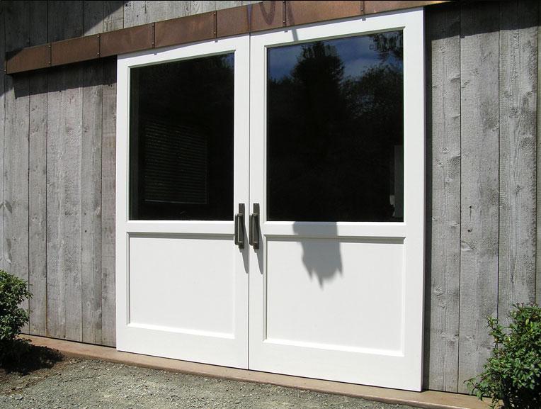 Exterior Barn Door Northstar Woodworks Custom Doors