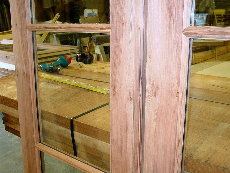 Exterior door reclaimed 20 northstar woodworks for Recycled front doors