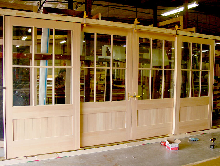 Sliding doors exterior for Exterior sliding doors