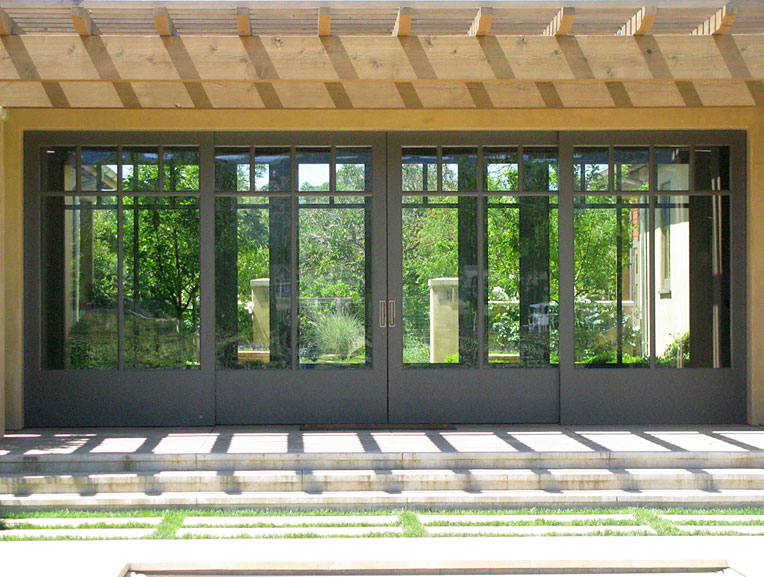 Brilliant Folding Doors: Exterior Sliding Door 764 x 577