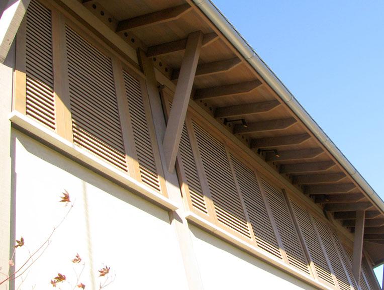 Northstar Woodworks Custom Louver Doors Craftsmanship