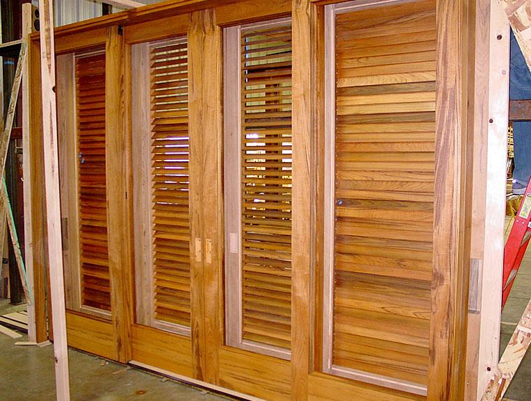 Exterior Louvered Doors Exterior Doors Louver 13 Northstar