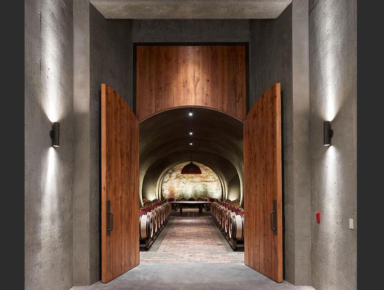 exterior-doors-winery-1  sc 1 st  NorthStar WoodWorks & NorthStar WoodWorks | Custom Winery Doors | Unique