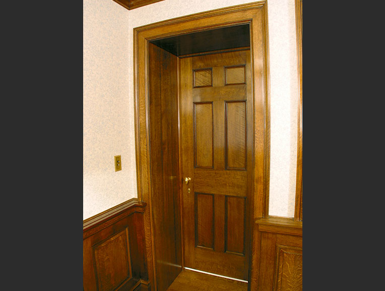 Interior doors stile and rail 11 northstar woodworks for Door rails and stiles