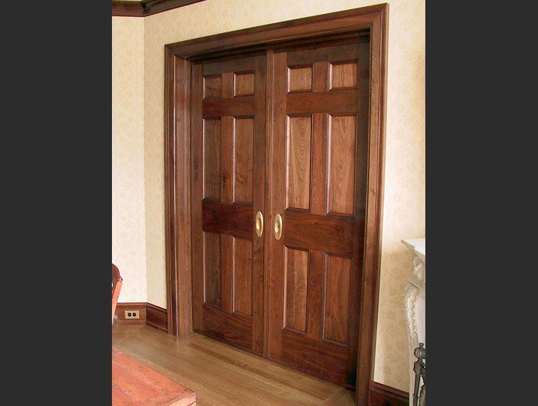 Interior Doors Stile And Rail 18 Northstar Woodworks