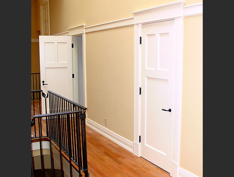 Interior doors stile and rail 25 northstar woodworks for Door rails and stiles