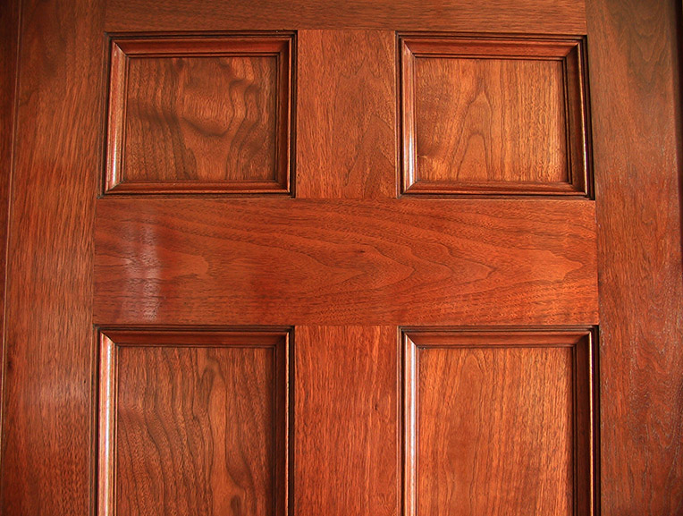 Northstar woodworks craftsmanship interior stile and for Wood stile and rail doors