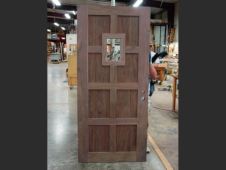 Interior doors stile and rail 9 northstar woodworks for Door rails and stiles