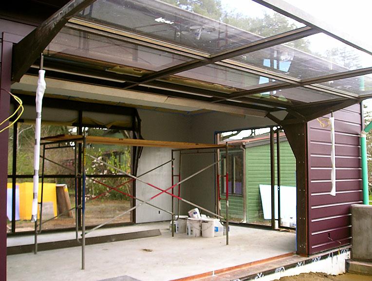 Tilt Up Northstar Woodworks Custom Doors And Windows