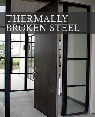 Thermally Broken Steel