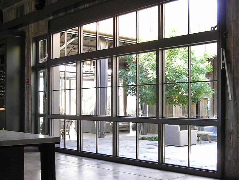 5 Light Exterior Door
